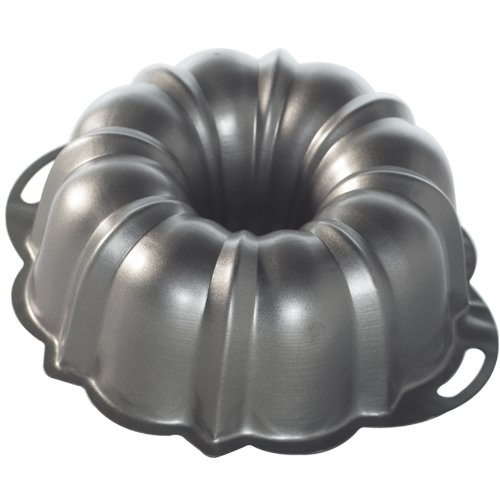 Nordic Ware Pro Form Anniversay Cake Pan, 12 Cup