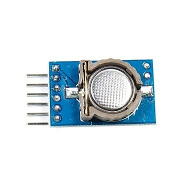 Zcl Ds1302 Real Time Clock Module For (For Arduino) (Works With Official (For Arduino) Boards)(2.0~5.5V)