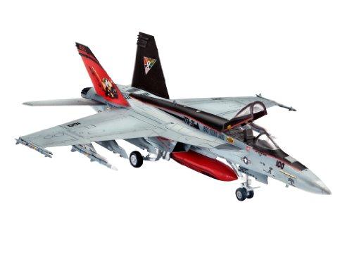 Revell Modellbausatz 03997 - F/A-18E Super Hornet