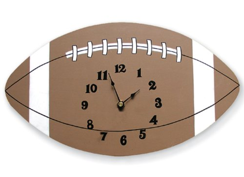 Trend Lab Football Wall Clock