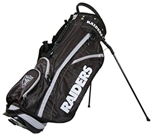 NFL Oakland Raiders Stand Golf Bag by Team Golf