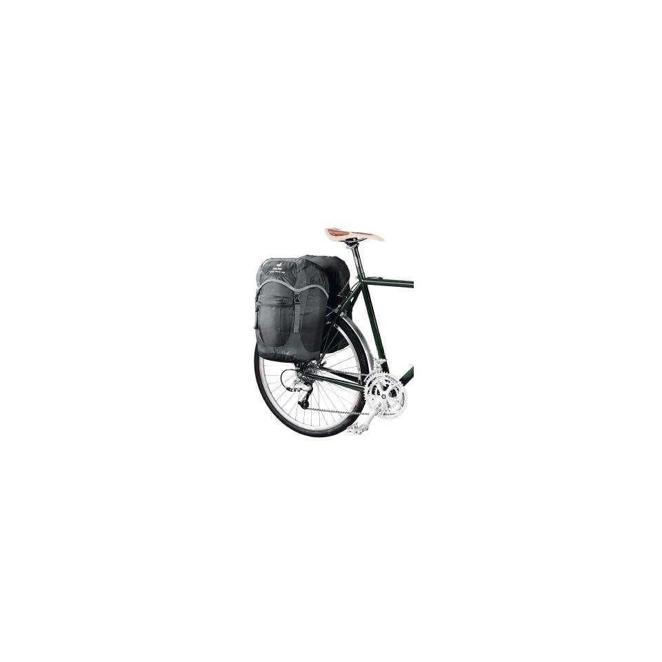 premium selection shopping best supplier Deuter Rack Pack Uni Pannier Set Black/Granite Sports on ...