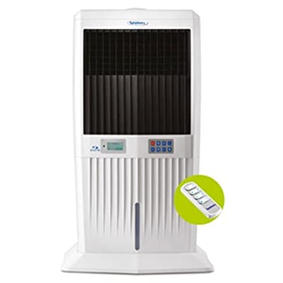 Symphony Storm 70i 70-Litre Air Cooler (White)