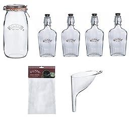 Kilner Sloe Gin Gift Set