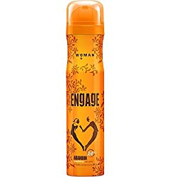 Engage Abandon Deo for Women, 150ml
