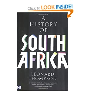 A History of South Africa (Yale Nota Bene) Leonard Thompson