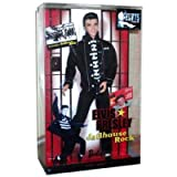 Mattel Year 2009 Barbie Collector 50th Anniversary Pink Label Series 12 Inch Doll - ELVIS PRESLEY in Jailhouse Rock (R4156) Amazon.com