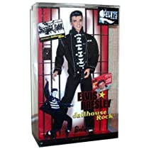 Barbie Jailhouse Rock Elvis Barbie Doll