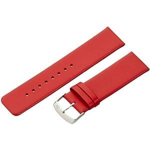 Morellato - A01X3076875083CR24 - Bracelet Mixte - Cuir Rouge