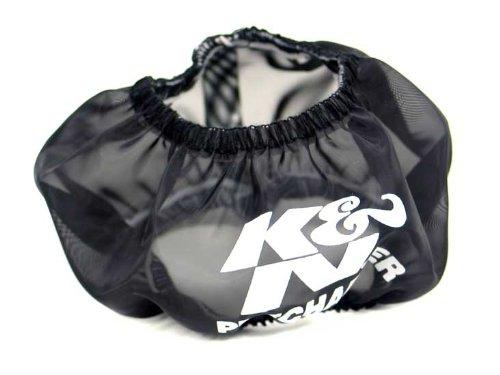 K&N YA-2088PK Yamaha PreCharger Oval Straight Air Filter Wrap