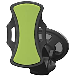 AndAlso Universal Mobile Smartphone Car Mount Stand Holder with Suction Cup