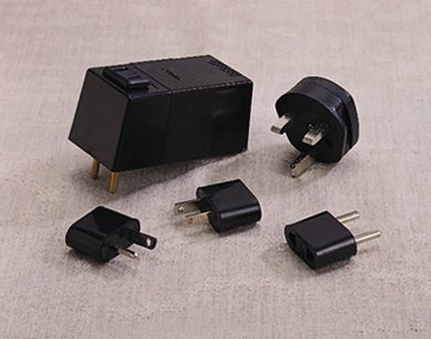Jiffy Travel Voltage Converter and Adaptor Set