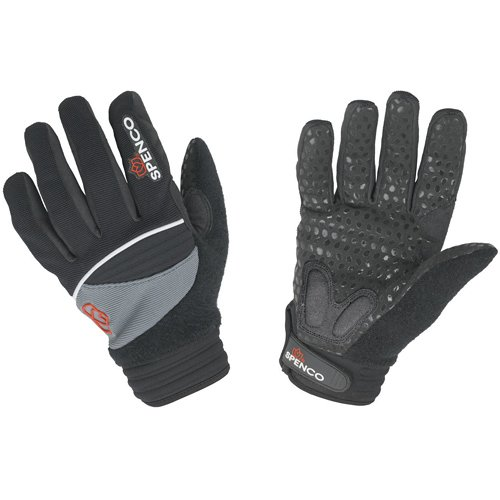 Buy Low Price Spenco MTB Long Finger Cold Snap Cycling Gloves (B000WULSVI)
