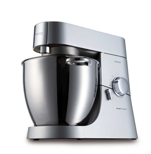 Kenwood Chef Major Titanium KM020 Kitchen Machine, Titanium