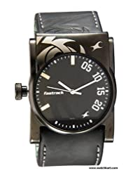 Fastrack Analogue Black Dial Men Watch - (3056NL01)