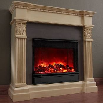 Real Flame Gabrielle Electric Fireplace image B006GZ2E20.jpg