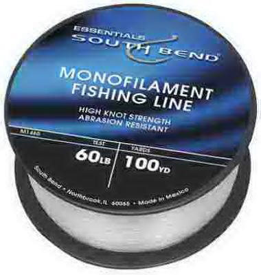 South Bend  Monofilament Line, 50-Pound