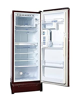 Whirlpool 230 Imfresh Roy 4S Direct-cool Single-door Refrigerator (215 Ltrs, Wine Exotica)