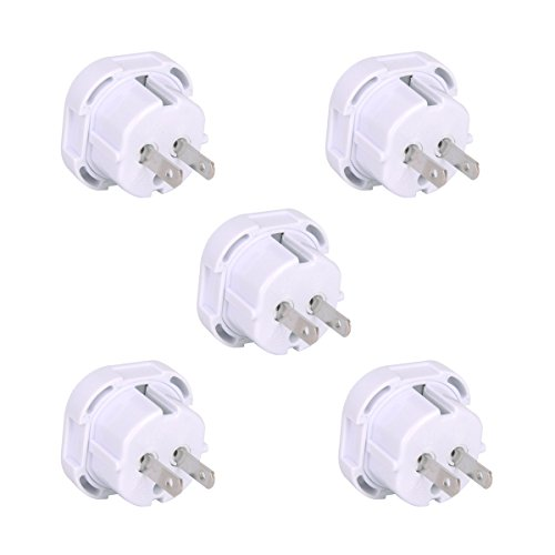 inibud-universal-uk-to-usa-america-au-australia-new-zealand-travel-adapter-white-plug-2-pin-pack-of-