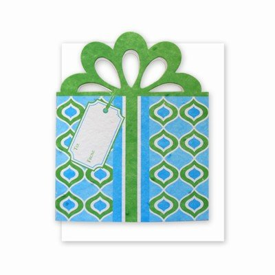Grow A Note® Gift Card Holder Blue/Green