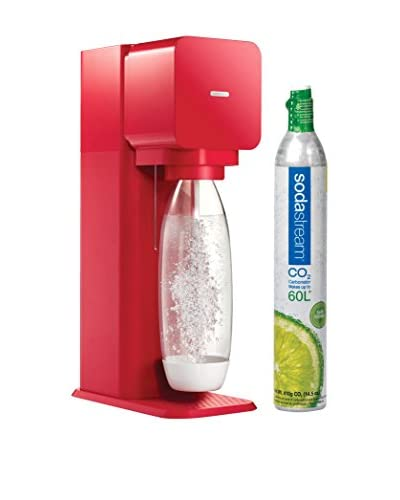 SodaStream Splash Play Starter Kit, Red