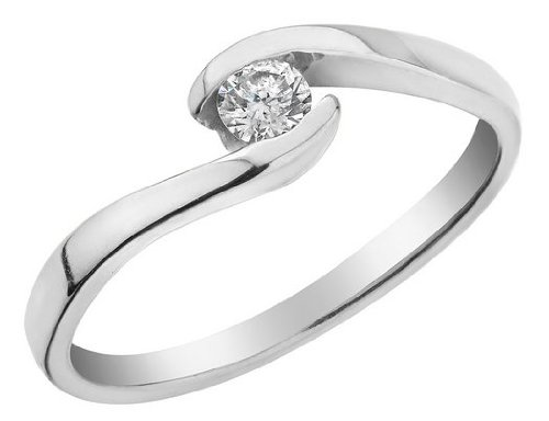 Diamond Promise 1/6 Carat (ctw) Ring in 10K White Gold