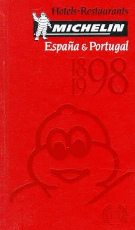Michelin Red Guide Espana & Portugal 1998 (Serial - Spanish edition), Michelin Travel Publications