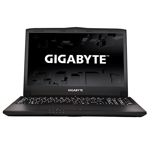Gigabyte 156 inch gaming notebook black intel i7 6700hq 16 gb ram 1 tb hdd nvidia geforce gtx 1060 graphics card windows 10