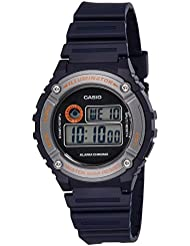 Casio Youth-Digital Digital Black Dial Men's Watch - W-216H-2BVDF