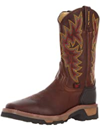 Tony Lama Boots Men's Comp Toe Work TW1061 Work Boot