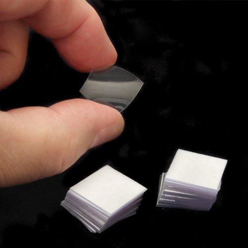 Coverslips, Plastic, 18 X 18 Mm, Box Of 100