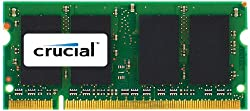 Crucial 4GB DDR3 1066 MT/s PC3-8500 204-Pin Memory for Mac