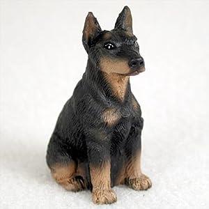 Amazon.com - Conversation Concepts Miniature Doberman Pinscher Black w