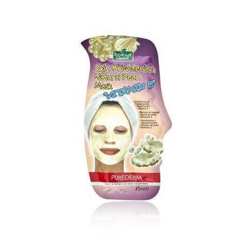 Purederm Skin Brightening Natural Pearl Mask VITAMIN E (15 ml)