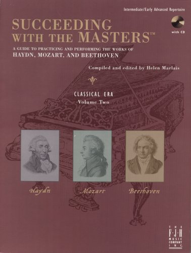 Succeeding with the Masters, Classical Era, Volume 2