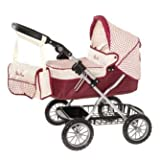 Silver Cross Ranger Dolls Pram Berry