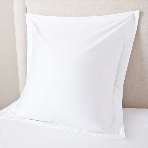 Pillow Shams Roxbury Park White T300 Euro Sham
