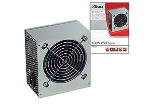 Trust PW-5250 420W PSU Low Noise Big Fan