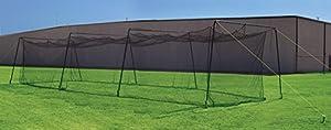 Cimarron Outdoor Sports Gaming Accessories 48x12x11 Junior Batting Cage Net by Cimarron