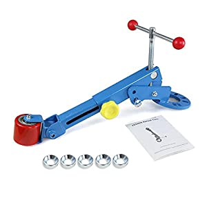 Fender Roller Tool Lip Rolling Extending Tools Auto Body Shop