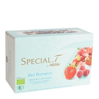 Original Special T - Red Romance - Bio- Kräuter und Früchtetee - 10 Kapseln (1 Packung) für Nestlé Tee Maschinen - hier bestellen von Nestlé - Gewürze Shop