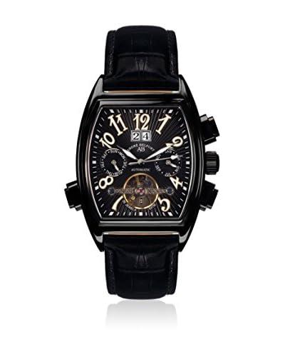 André Belfort Reloj automático Royale Date Ip Negro 38 mm