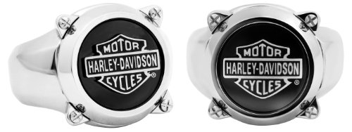 Harley-Davidson® MOD® H-D Steel Carburetor Top Cover Ring HSR0013 (10)