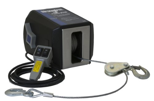 Dutton-Lainson Company SA12015AC 120 Volt/2700 lbs/4000 lbs Electric Winch with Built-In Remote (Auto Crane Remote compare prices)