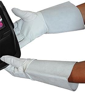 Gloves, WGTIG Tig Style Welders Gauntlet - Size XL - Pack of 10 by Ultimate Industrial by Ultimate Industrial