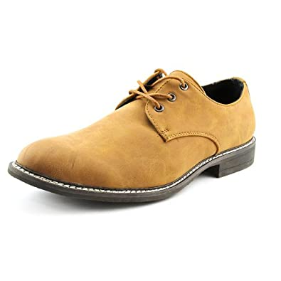 Kenneth Cole Unlisted Men's Rule Party Tan Oxford 7 D (M)
