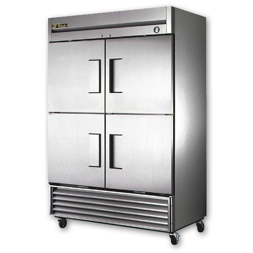 Upright Freezer Stainless Steel