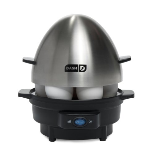 Dash Kitchen 7-Egg Rapid Egg Cooker, Black (Dash Hard Boiled Egg Cooker compare prices)