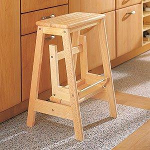 trittleiter hocker k che haushalt. Black Bedroom Furniture Sets. Home Design Ideas