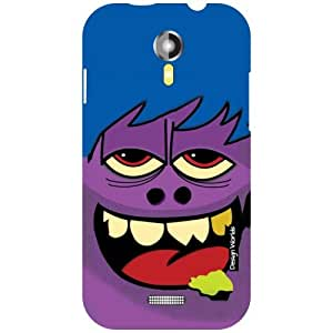 Design Worlds Micromax A117 Canvas Magnus Back Cover - Cartoon Designer Case and Covers